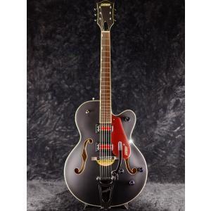 Gretsch G5410T Electromatic -Rat Rod- Hollow Body Single-Cut with Bigsby -Matte Black-《エレキギター》|guitarplanet