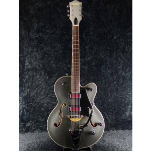 Gretsch G5410T EM Rat Rod Hollow Body -Matte Phantom Metallic- 《エレキギター》|guitarplanet