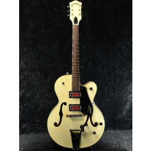 Gretsch G5410T EM Rat Rod Hollow Body -Matte Vintage White- 《エレキギター》|guitarplanet