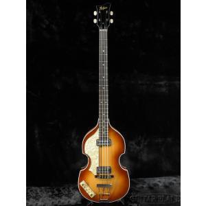 Hofner 500/1 Vintage 62 Left Hand -Sunburst- 《ベース》|guitarplanet