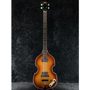 Hofner 500/1 Vintage 62 World History Premium 3rd -Sunburst-《ベース》|guitarplanet