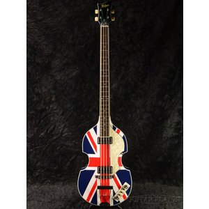 【国内200本限定】Hofner Limited HCT 500/1 Union Flag 《ベース》|guitarplanet