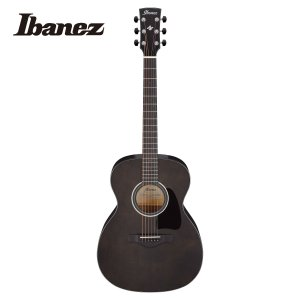Ibanez Artwood Series AC429E -OTB(Open Pore Transparent Black Semi Gloss)- 《アコギ》|guitarplanet
