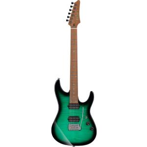Ibanez Prestige ~Marco Sfogli Signature~ MSM100 -FGB(Fabula Green Burst)-《エレキギター》 guitarplanet
