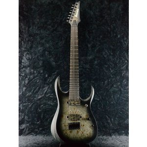Ibanez RGD71ALPA -CKF(Charcoal Burst Black Stained Flat)-《エレキギター》|guitarplanet