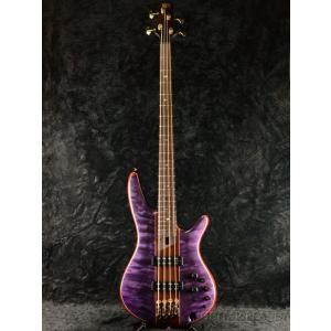 Ibanez Premium SR2400 -APL(Amethyst Purple Low Gloss)-《ベース》 guitarplanet