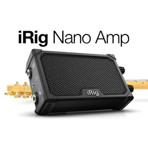 iRig NANO AMP IK Multimedia | iPhone/iPod Touch/iPad用マイクロ・アンプ 《アンプ》|guitarplanet