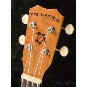 ISLANDER by Kanile'a MC-4 HNS コンサートウクレレ 《ウクレレ》|guitarplanet|05