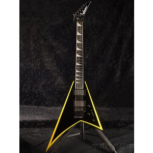 Jackson RRXMG BLACK WITH Yellow BEVELS