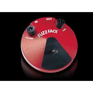 Jim Dunlop FUZZ FACE DISTORTION JD-F2 《エフェクター》|guitarplanet