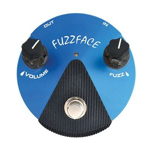 Jim Dunlop Fuzz Face Mini Silicon FFM1 ファズ 《エフェクター》|guitarplanet