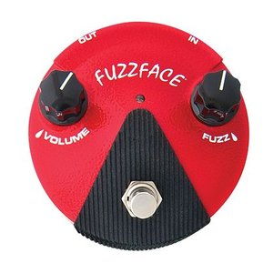 Jim Dunlop Fuzz Face Mini Germanium FFM2 ファズ 《エフェクター》|guitarplanet