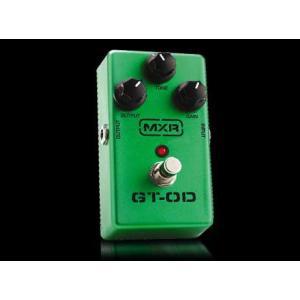 MXR GT-OD Overdrive M-193 オーバードライブ 《エフェクター》【クーポン配布中!】|guitarplanet
