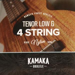Kamaka S-3G TENOR ウクレレ弦 Low-G (巻弦)【クーポン配布中!】 guitarplanet
