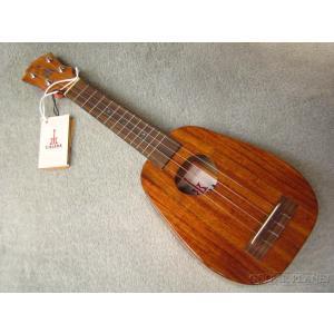 KoAloha KSM-01 UG Pineapple ソプラノウクレレ 《ウクレレ》|guitarplanet
