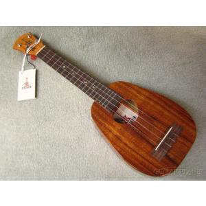 KoAloha KSM-03 UG Pineapple Extended Neck ソプラノウクレレ 《ウクレレ》|guitarplanet