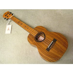 KoAloha KTR-10AC Rosette Acacia Pikake Tenor テナーウクレレ《ウクレレ》|guitarplanet