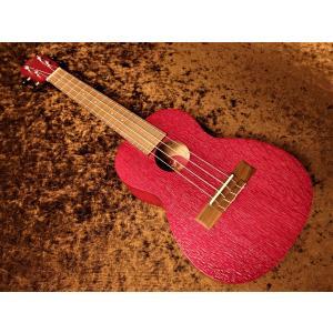 Leho MLUC-XM-HR ハワイアンローズ コンサートウクレレ《ウクレレ》|guitarplanet