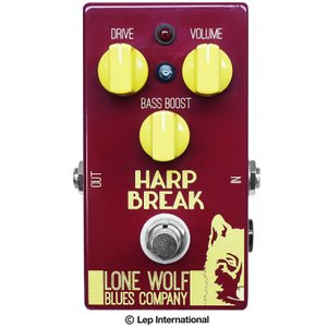 【Harp Break】 LONE WOLF BLUES COMPANY Harp Breakは、 ...