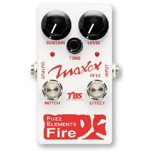 Maxon Fuzz Elements Fire