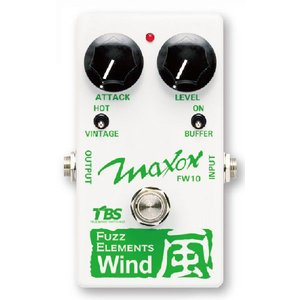 Maxon Fuzz Elements Wind