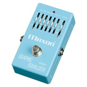 Maxon GE601 Graphic Equalizer 《エフェクター》|guitarplanet