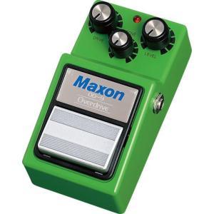 Maxon OD9 Overdrive 《エフェクター》|guitarplanet