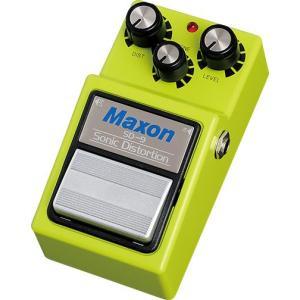 Maxon SD9 Sonic Distortion 《エフェクター》|guitarplanet