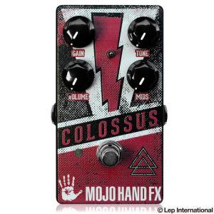 Mojo Hand FX Colossus Fuzz ファズ 《エフェクター》 guitarplanet