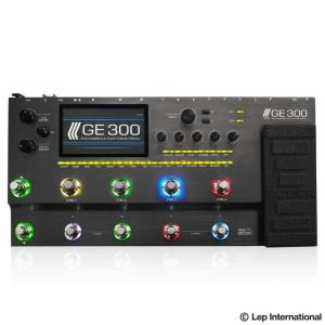 Mooer GE300 アンプ、エフェクト、キャビネットモデリング 《エフェクター》