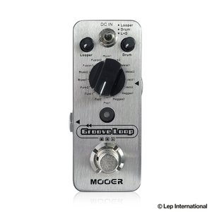 MOOER Groove Loop ドラムマシン/ルーパー 《エフェクター》 guitarplanet