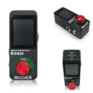 Mooer Radar キャビネットシミュレーター 《エフェクター》 guitarplanet