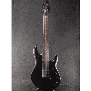 MusicMan JP7 John Petrucci Signature Stealth Black《エレキギター》|guitarplanet