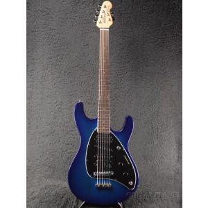 MusicMan Steve Morse Signature Morse Blue Burst《エレキギター》|guitarplanet