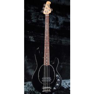 【中古】 MusicMan StingRay 4 -Black- 2010年代製 《ベース》|guitarplanet