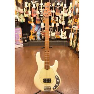 MusicMan StingRay Special H -Ivory White/Roasted Maple-《ベース》|guitarplanet