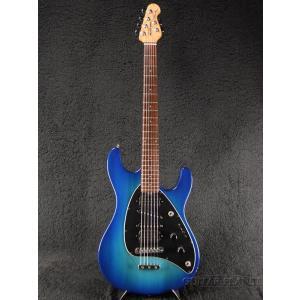 MusicMan Steve Morse -Morse Blue Burst- 2000年代製【中古】《エレキギター》|guitarplanet