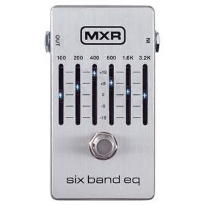 MXR 6 Band Graphic EQ M109S イコライザー 《エフェクター》【クーポン配布中!】|guitarplanet