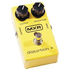 MXR distortion+ M-104 ディストーション 《エフェクター》【クーポン配布中!】|guitarplanet