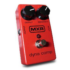 MXR dyna comp M-102 コンプレッサー 《エフェクター》【クーポン配布中!】|guitarplanet