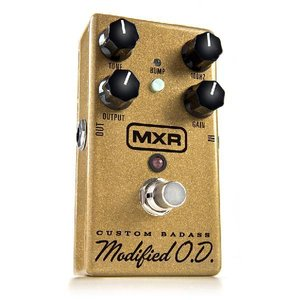 MXR M-77 Custom Badass Modified O.D. オーバードライブ 《エフェクター》【クーポン配布中!】|guitarplanet