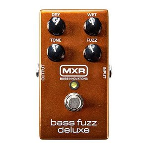 MXR M-84 Bass Fuzz Deluxe ベースファズデラックス 《エフェクター》【クーポン配布中!】|guitarplanet