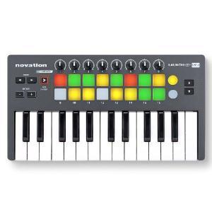 Novation Launchkey Mini USB/MIDIコントローラー【クーポン配布中!】|guitarplanet
