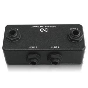 One Control Minimal Series Pedal Board Junction Box ジャンクションボックス 《エフェクター》|guitarplanet