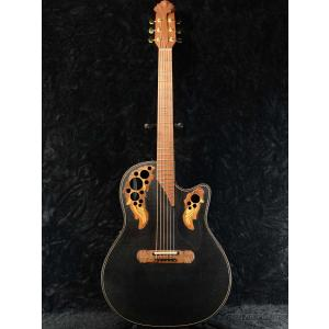 Ovation 1587-5 Super Adamas -Black- 1995年製【中古】《アコギ》|guitarplanet