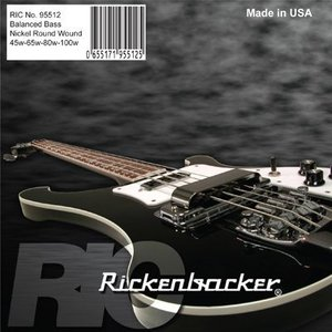 Rickenbacker 45-100 #95512 Balanced Bass Nicekl Round Wound|guitarplanet