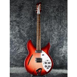 Rickenbacker Model 330 FG ファイヤーグロー《エレキギター》|guitarplanet