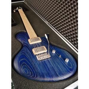 【当店カスタムオーダー品】Ritter Porsch T1 -Sandblasted Blue-《エレキギター》|guitarplanet