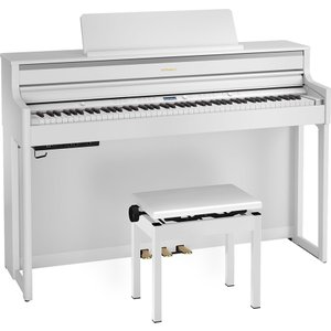 Roland HP704-WHS 電子ピアノ|guitarplanet
