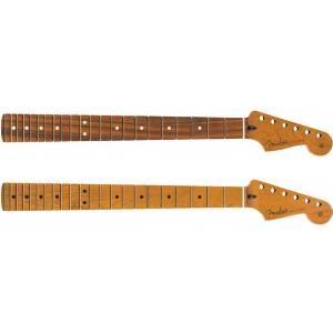 Fender Roasted Maple Stratocaster Neck -Jumbo Frets / Flat Oval Shape- │ リプレイスメントパーツ|guitarplanet